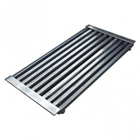 Решетка-гриль встраиваемая 200 х 360 мм