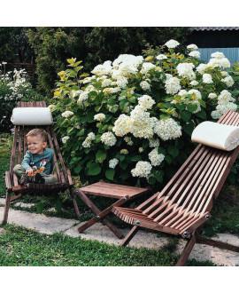 Комплект кресло 2 шт + подушки и столик Relax