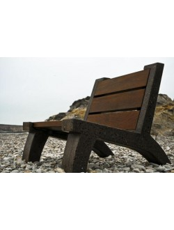Кресло CONCRETIKA KR60 для костровой зоны