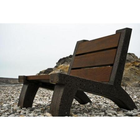 Кресло CONCRETIKA KR120 для костровой зоны
