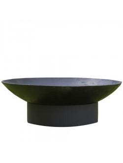 Чугунная чаша для костра Concretika iron M80 с зольником