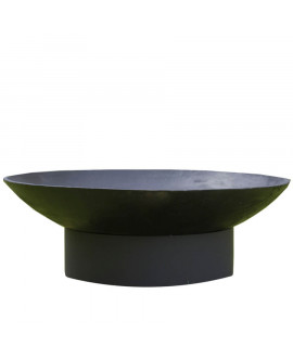 Чугунная чаша для костра Concretika iron M80