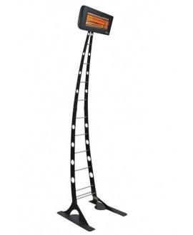 Электрический обогреватель HELIOSA 995 IPX5 (2000Вт) стойка Giraffa