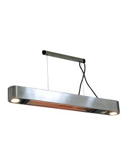 Электрический подвесной обогреватель Hügett Riesling Steel