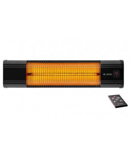 Карбоновый обогреватель Luxeva LXV 2500-HR black