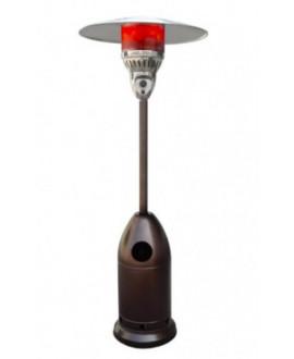 Уличный газовый обогреватель Мастер Лето МЛ-4 бронзовый