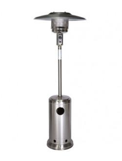 Уличный газовый обогреватель WWT 13B Stainless steel