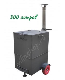 """Печь для сжигания мусора """"Инферно"""" объем 300 л"""
