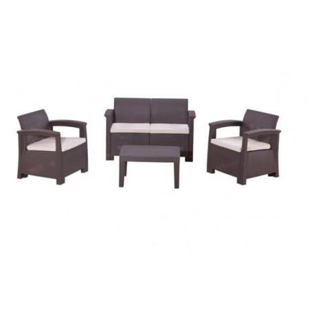 Комплект мебели Rattan Comfort 4