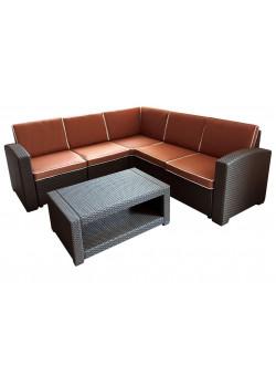 Комплект мебели Rattan Premium Corner