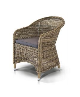 Кресло Равенна соломенное