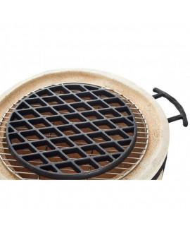 Чугунная решетка для стейков на тандыр